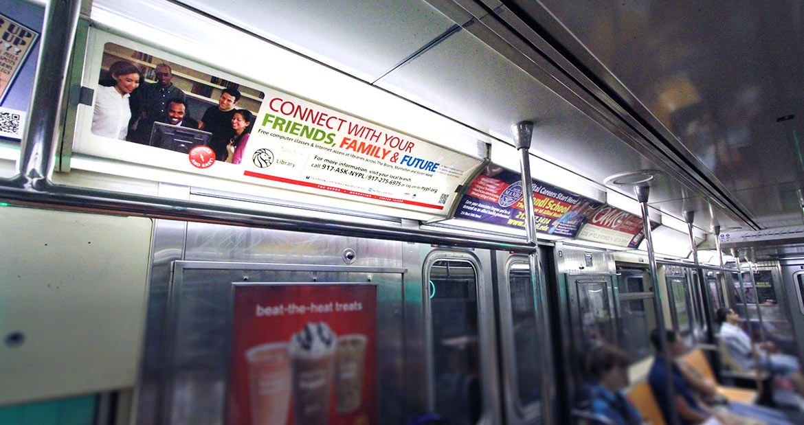 VIDEO AD IN ALL  TRAINS ATLEAST 60 TIMES A DAY - 10 seconds video Ad